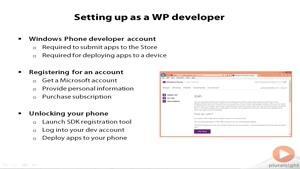 برنامه نویسی ویندوز ۸ موبایل جلسه ۱۶