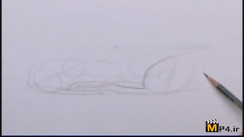 قسمت هفتم آموزش طراحی خودرو
