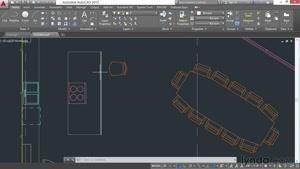 آموزش AUTO CAD ۲۰۱۵ جلسه ۳۸