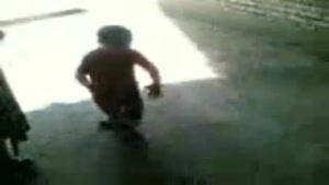 رقص بچه کوچولو آذربایجان