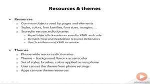 برنامه نویسی ویندوز ۸ موبایل جلسه ۳۴