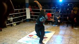 قسمت پنجم مسابقه رقص foot work ۲۰۱۳ تهران