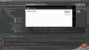 اندروید برای توسعه دهندگان دات نت جلسه ۳۷