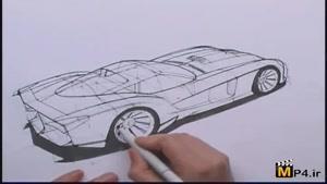قسمت ۱۵ آموزش طراحی خودرو