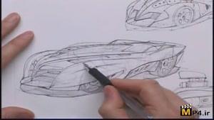 قسمت دوم آموزش طراحی خودرو