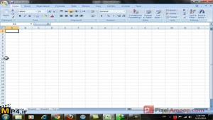 فیلم آموزشی Excel جلسه ۱۳