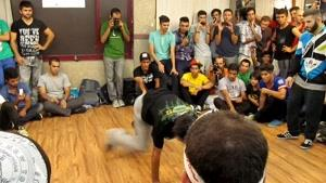 بخش ششم مسابقه برک دنس تهران