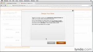 ایجاد اولین فروشگاه آنلاین جلسه ۷