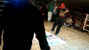 قسمت فینال مسابقه رقص foot work ۲۰۱۳ تهران