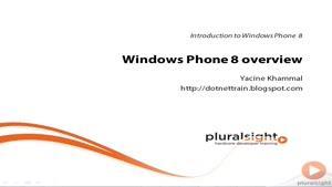 برنامه نویسی ویندوز ۸ موبایل جلسه ۱