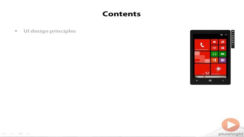 برنامه نویسی ویندوز ۸ موبایل جلسه ۲۵