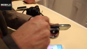 معرفی سیستم شارژ وایرلس گوشی جدید سامسونگ