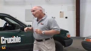 اصول آموزش رانندگی حرفه ای جلسه ۱۹