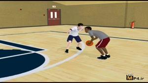 آموزش مهارت های بسکتبال جلسه ۱۷