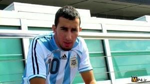 حرکات فوق نمایشی وتکنیکی با توپ فوتبال قسمت هفتم