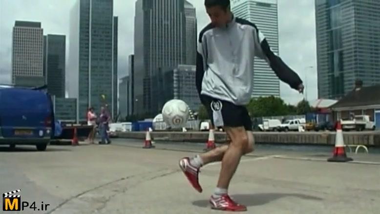 فوتبال شهری استثنایی , برک دنس و اسکیت و دوچرخه ۴