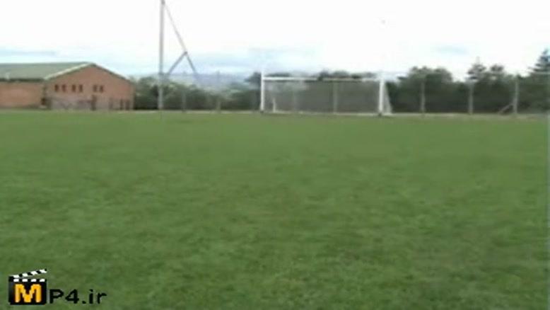 آموزش فوتبال جلسه ۵