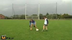 آموزش فوتبال جلسه سوم