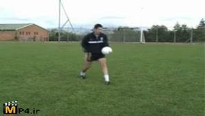 آموزش فوتبال جلسه ۸
