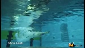 آموزش شنا جلسه ۷