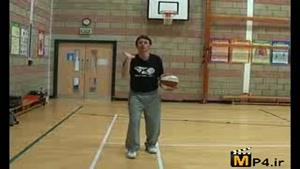 آموزش مهارت های بسکتبال جلسه ۱