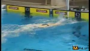 آموزش شنا جلسه ۲