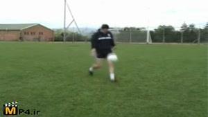 آموزش فوتبال جلسه ۱۷