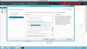 آموزش فارسی تبدیل ویندوز سرور( ۲۰۱۲ ) به گرافیکGUI