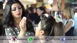 آموزش میکاپ عربی