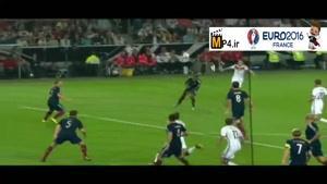 آلمان ۲-۱ اسکاتلند