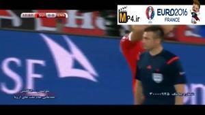 سوئیس ۰-۲ انگلیس
