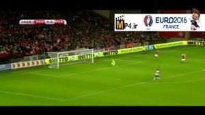 دانمارک ۰-۱ پرتغال