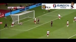لهستان ۲-۰ آلمان