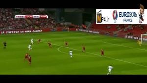 دانمارک ۲-۱ ارمنستان