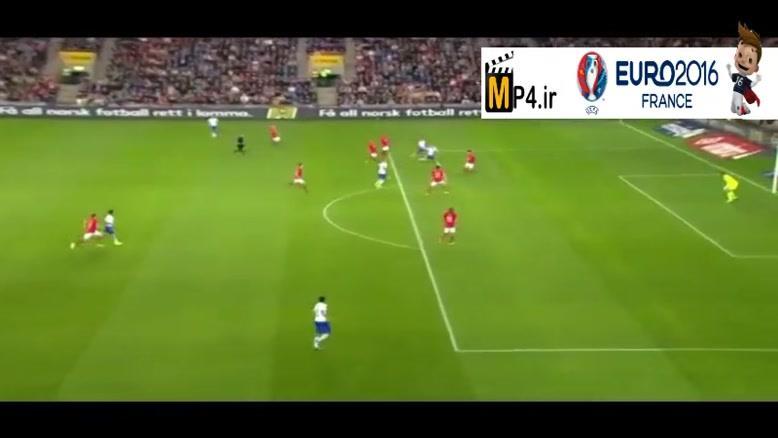 نروژ ۰-۲ ایتالیا