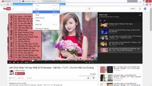 آموزش دانلود آهنگ و ویدیو از یوتیوب تا کیفیت ۱۰۸۰P