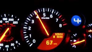 60 تا 202 مایل با نیسان GTR R35 در اتوبان