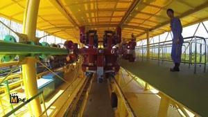 ترن هوایی ، قلتک چرخان در توکیو ژاپن