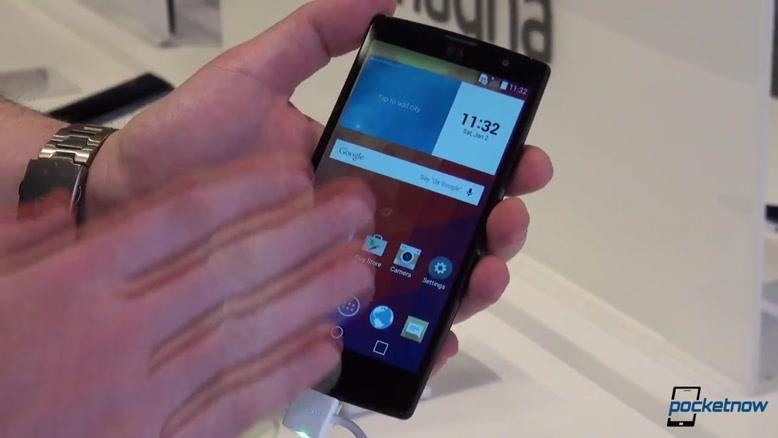 بررسی گوشی جدید LG Magna