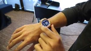 ساعت هوشمند ال جی LG G Watch از نگاهی دیگر