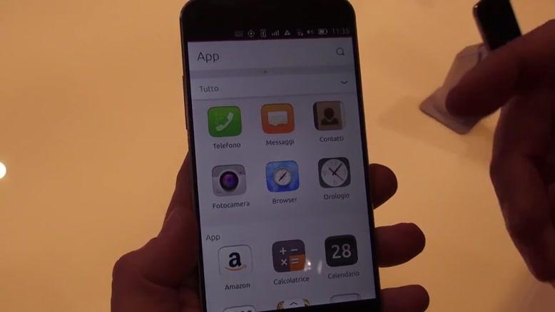 بررسی گوشی Meizu MX4 با سیستم عامل اوبونتو(لینوکس)