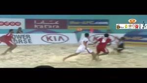ایران ۶-۱ امارات