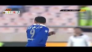 استقلال 0 - 1 نفت تهران