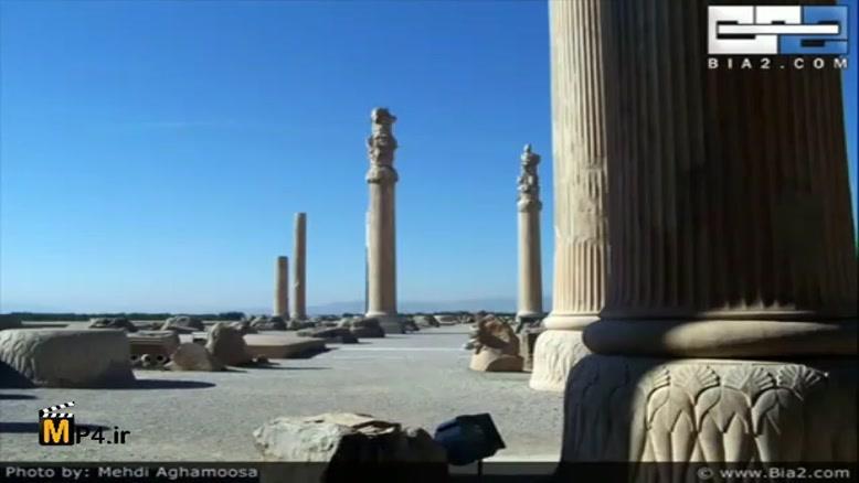استان فارس - شیراز - تخت جمشید (پرسپولیس)