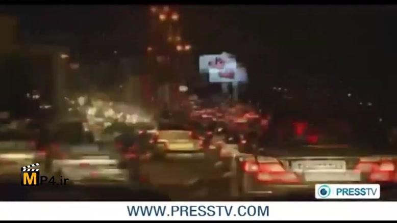 تفریحات شبانه ی تهران