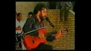 کلیپ دیده نشده از ناصر عبد اللهی