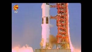 حرکت آهسته پرتاب موشک
