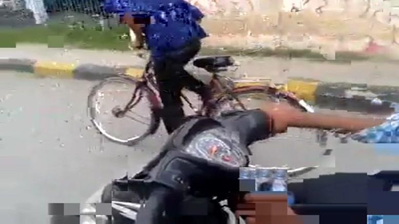 دوچرخه سوار ماهر