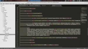 آموزش فریم ورک Code Igniter قسمت ۲۰