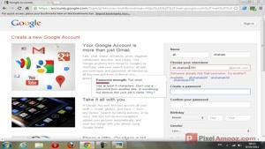 آموزش فارسی ساخت جیمیل gmail قسمت اول
